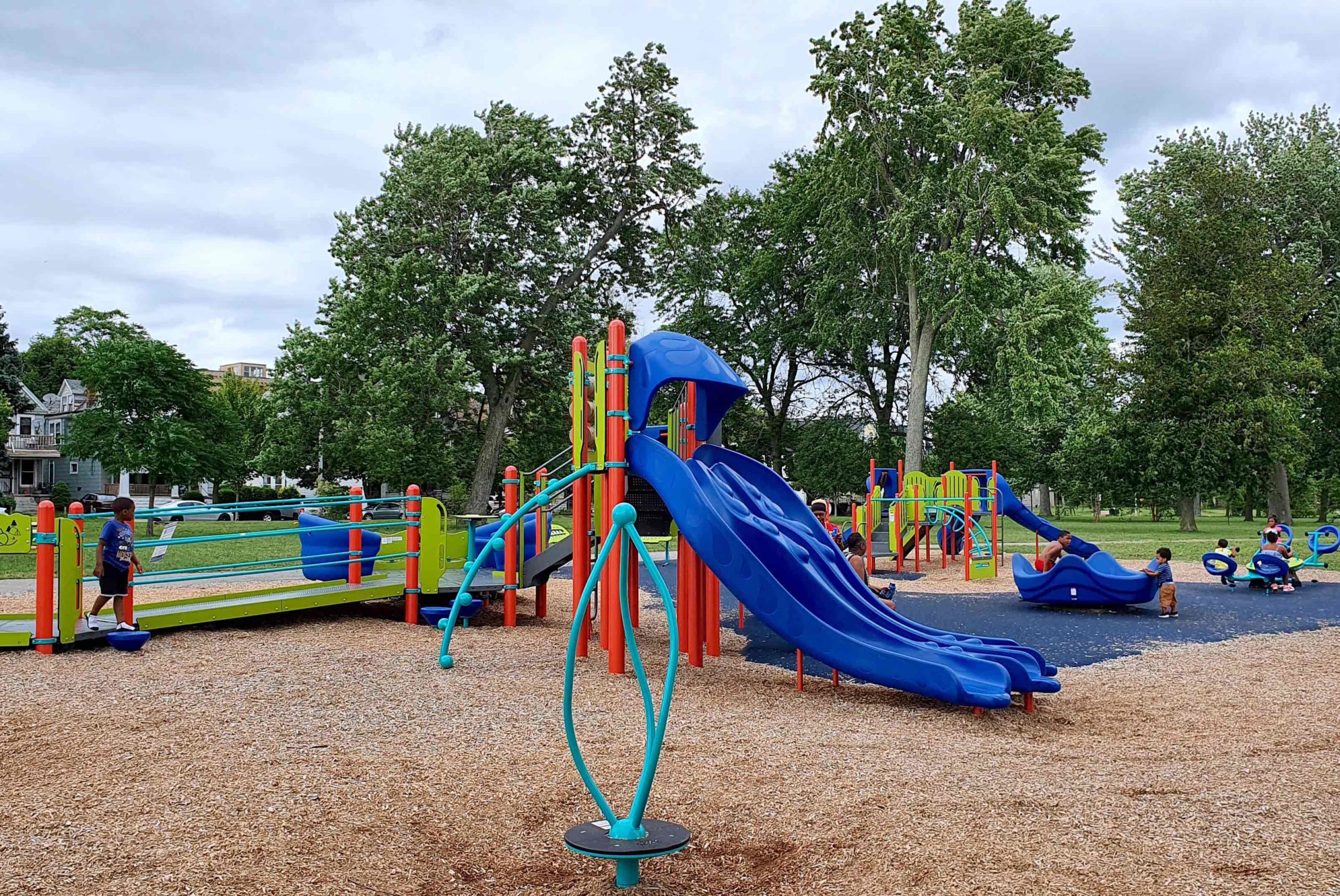 MLK Jr Park Playground
