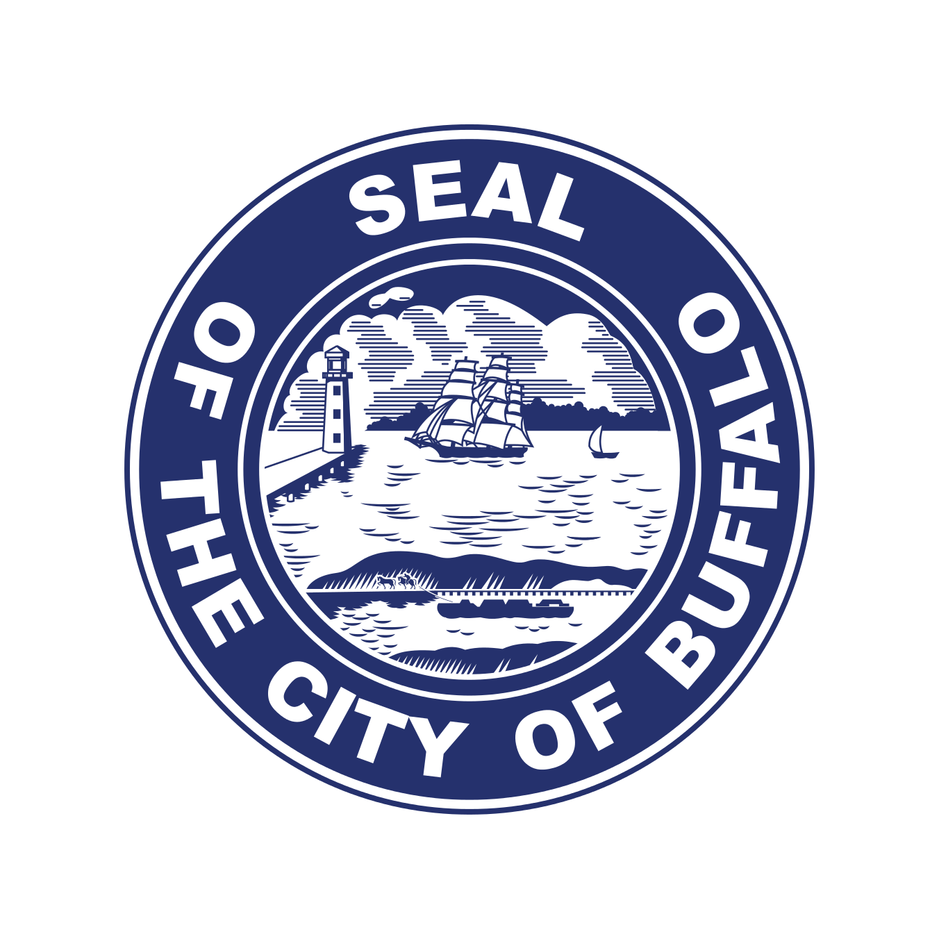 Seal of Buffalo City_NY